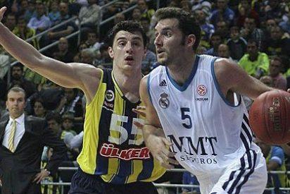 El Real Madrid de baloncesto se hace grande en el infierno turco