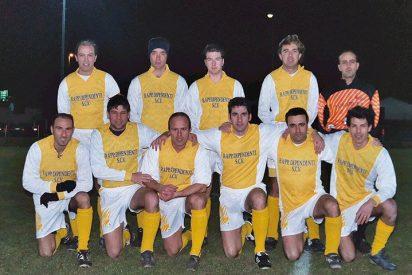 La selección de fútbol del Vaticano cumple años