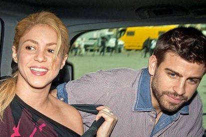 Shakira y Piqué esperan muy felices la llegada de su primer hijo
