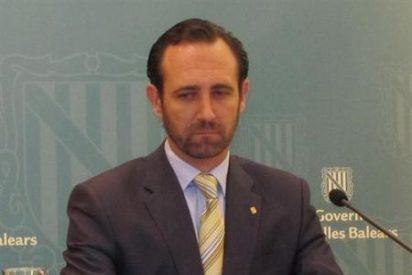 Bauzá puede ser cesado como presidente del Govern e inhabilitado durante dos años