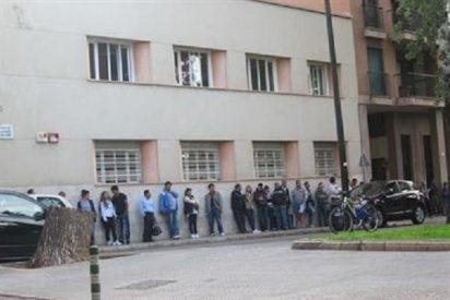 En Baleares hay un total de 122.600 personas que ya hacen cola en las oficinas del paro
