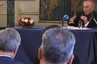 """Rouco dice que la secularización ha propiciado """"una apostasía silenciosa"""""""