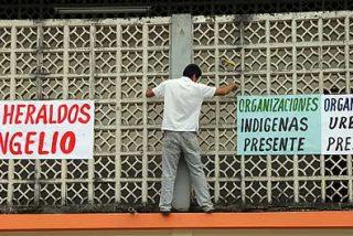 Vigilia permanente en Sucumbíos a los dos años de la expulsión del obispo Marañón