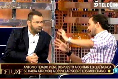 """J.J. Vázquez pierde los papeles por completo y echa del plató a Antonio Tejado, el mayor enemigo de Rosa Benito: """" Eres un chantajista y un sinvergüenza"""""""