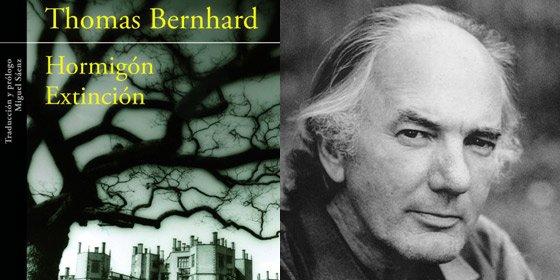 Alfaguara recupera dos de las obras cumbre de Thomas Bernhard