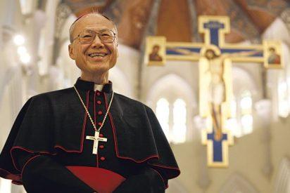 El cardenal Tong, esperanzado por el futuro de las relaciones Vaticano-China