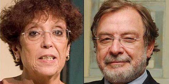 """Maruja Torres, a cara de perro con Cebrián: """"Es rencoroso y pijo"""""""