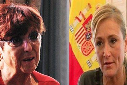 """Maruja Torres contra Cristina Cifuentes: """"ejemplar de mitad madrastra, mitad soldado"""""""