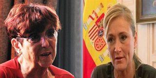 La izquierda demoniza a Cristina Cifuentes: la antisistema es ella