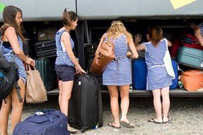 Más de nueve millones de turistas extranjeros nos visitaron en los primeros meses del año