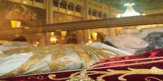 La reliquia de San Juan Bosco llega mañana a Valencia