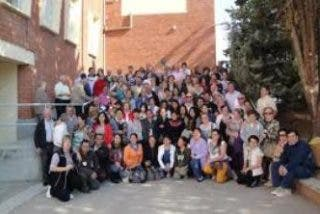 V Encuentro Nacional Misionero de Verbo Divino en Dueñas