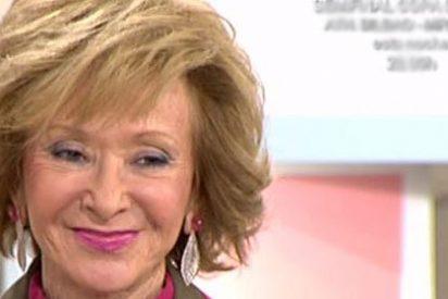 ¿Has visto ya el nuevo 'look' de María Teresa Fernández de la Vega?