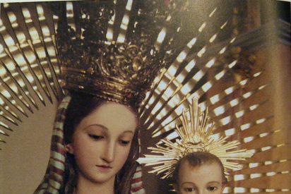Devuelven la corona robada de una virgen al ver que era una réplica sin valor
