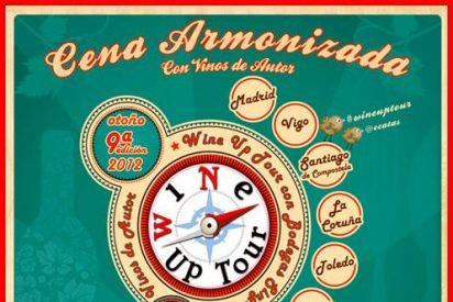 Galicia protagonista de las tres próximas etapas del Wine Up Tour con bodegas singulares y vinos de autor