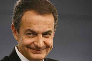 El expresidente Zapatero ejerce ahora de 'comentarista' de fútbol