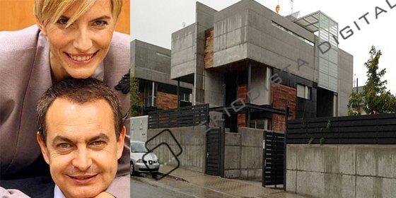 Los medios 'serios' fusilan la noticia de que Zapatero se compra chalet nuevo y ni siquiera citan o comprueban