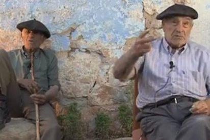 """""""Se veía venir..."""", dos abuelos de Soria predicen la crisis en 2007"""