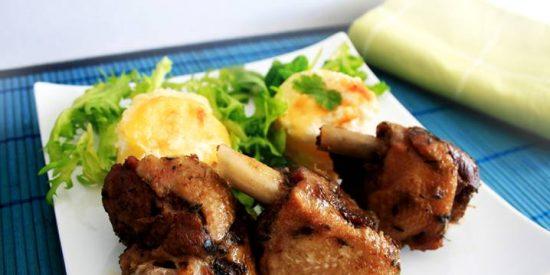 Última delicia gastronómica de Jean Routhiau