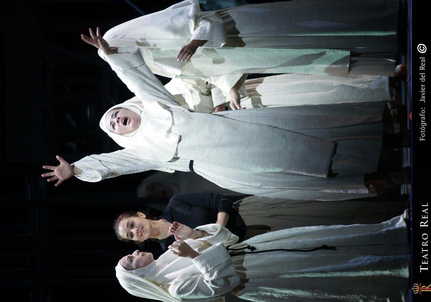 'Il prigionero' y 'Suor Angelica', novedosa combinación en el Teatro Real