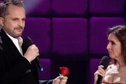 De la ceja a la 'pela': Miguel Bosé protagonizará el especial navideño de TVE