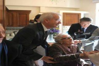 """Benedicto XVI: """"Es hermoso ser ancianos"""""""