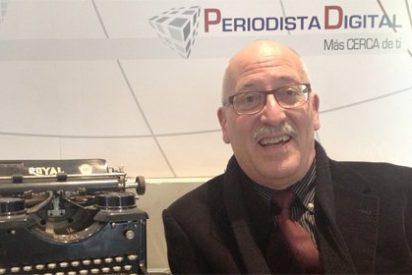 """Andreu Martín: """"Los políticos son señores que trabajan por dinero, como los gángsters"""""""