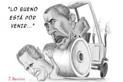 Obama y el declive de la civilización: su plan sólo contempla más intervención del Estado