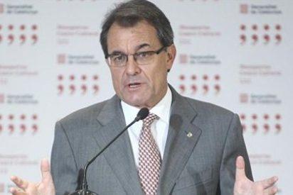 """Artur Mas, en Bruselas: """"En vez de dialogar, España solo chilla"""""""