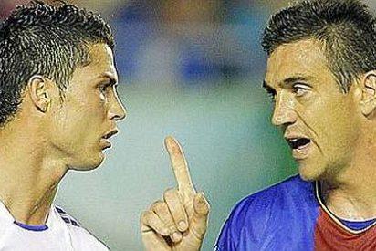 Ballesteros entró en el vestuario del Real Madrid a pegar a Pepe