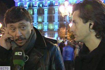 """Carlos Bardem: """"Le pondría una soga a los medios que le bailan el agua al Gobierno"""""""