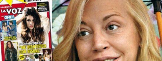 ¡Horror! Ya podemos ver la nueva cara de Belén Esteban ¿Por qué cada vez que se opera sale peor?