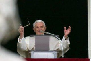 """Benedicto XVI: """"Jesús no tiene ninguna ambición política"""""""