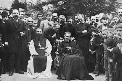 Aquella foto de Don Bosco en Barcelona