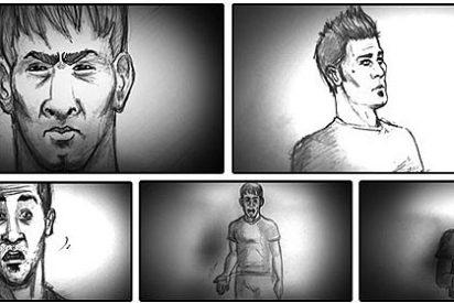 Punto Pelota recrea cómo sucedió la bronca entre Leo Messi y David Villa
