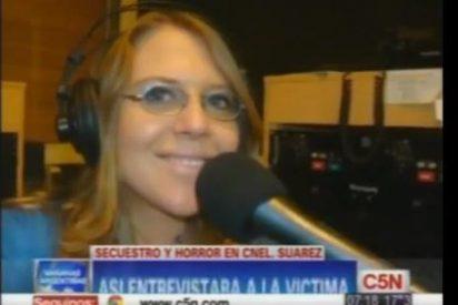 Una famosa periodista argentina, detenida por secuestrar y violar con su marido a una mujer