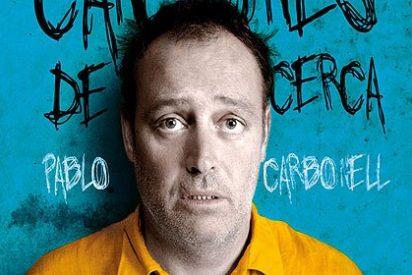 """El actor Pablo Carbonell: """"Señor Wert: ¡usted es un hijo de puta!"""""""