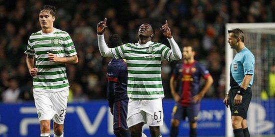 El Barça palma en Glasgow incapaz de superar a un Celtic peleón