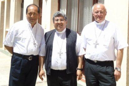 Oscar Aparicio, nuevo presidente de la Conferencia episcopal boliviana