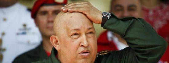 Al presidente Hugo Chávez se le reproduce el tumor en la zona pélvica