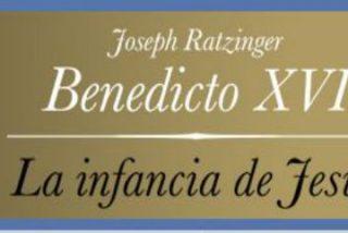 """El nuevo libro del papa, """"La infancia de Jesús"""", sale el 20 de noviembre"""