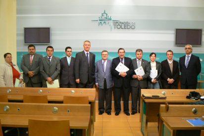 La Diputación invierte 96.000 euros en equipamientos ambientales de la provincia