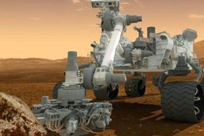 Curiosity adapta su trabajo en Marte a los horarios terrestres