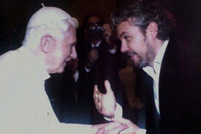 David López, primer español en lograr el Premio de las Academias Pontificias