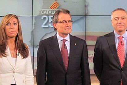 En el gran debate electoral catalán no se escucha una palabra sobre la corrupción de CiU