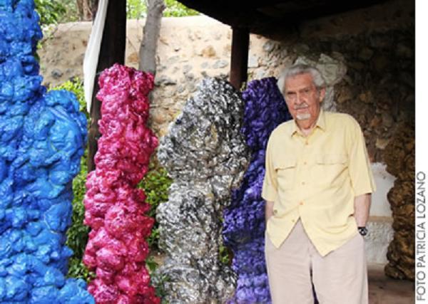 Muere en su casa de Alaró el pintor Alfred Lichter a los 95 años de edad