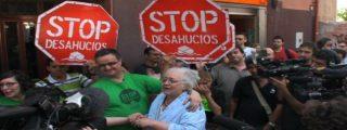 Público ignoró los 370.000 desahucios de la última legislatura de Zapatero