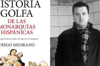 Diego Medrano repasa la 'golfemia regia' de las monarquías, desde Sigerico a Urdangarín