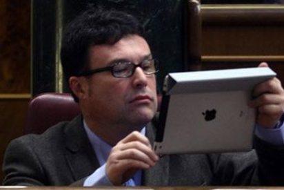 El Congreso dejará 'colgados' a los diputados que pierdan su iPad