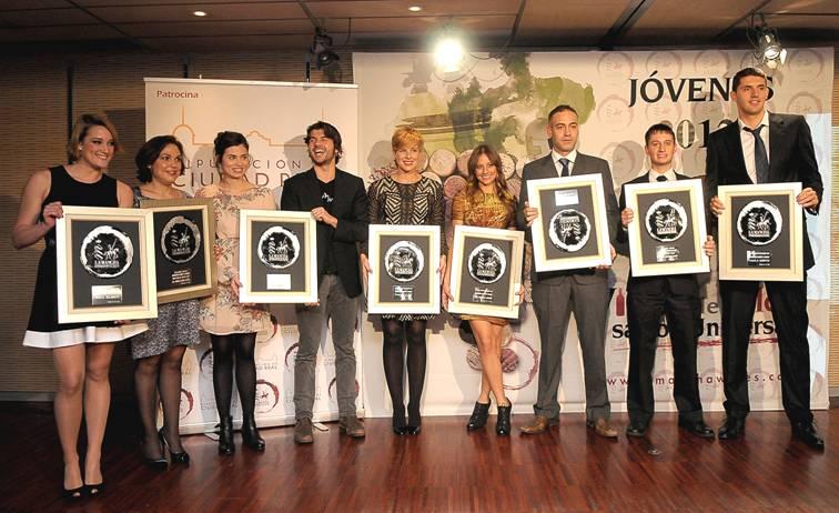 """LA D.O. LA MANCHA ENTREGA SUS PREMIOS SOLIDARIOS """"JÓVENES 2012"""" EL PRÓXIMO LUNES EN MADRID"""